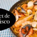 Cómo hacer Fumet de marisco - Caldo base para hacer paella de marisco - Caldo de pescado