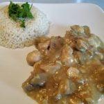 Cómo hacer Pollo al Curry con arroz blanco en Mambo!!!