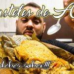 COMO HACER PASTELES DE ARROZ - RECETA  - CAPT. # 42 - SABORES DE MI CASA