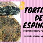 COMO HACER TORTILLA DE ESPINACA FÁCIL Y RÁPIDO. Recetas de cocina fácil y rápido.