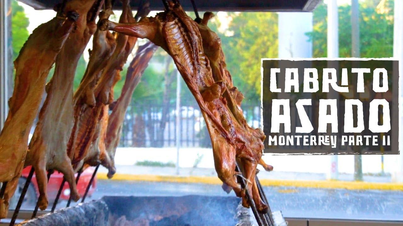 Cabrito Asado en Monterrey - Recetas del Mundo ft @Munchies Lab