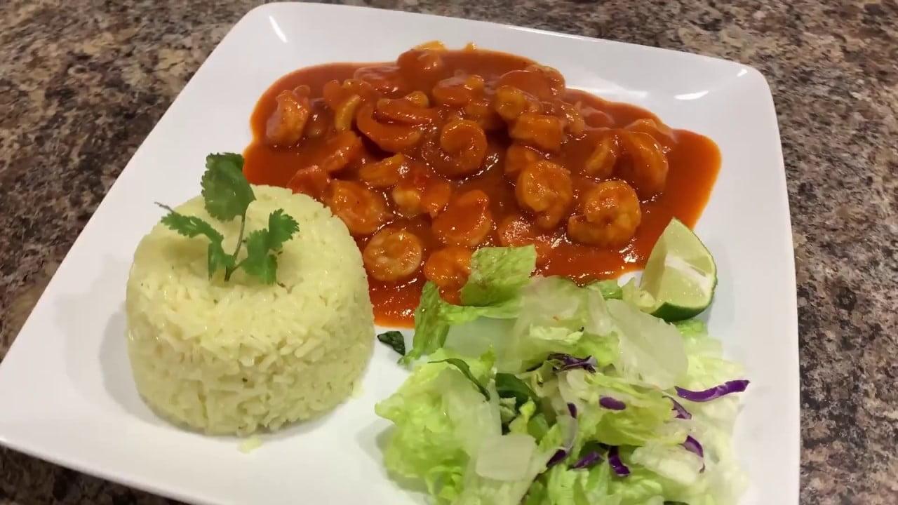 Camarones a la diabla | Cocina facil | Receta | La Cocina de Valentina