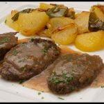 Carrilleras de ternera con patatas a lo pobre - Cocina Abierta de Karlos Arguiñano