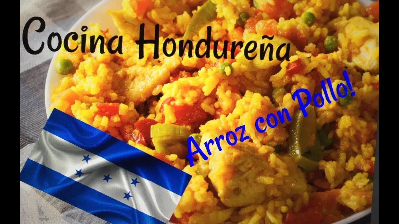 Cocina Hondureña: Arroz con Pollo