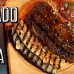 Como hacer asado argentino al horno 👩🍳 Asado de tira - Mangiamos? | Recetas de cocina fáciles