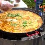 Como preparar una paella de carnes