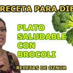 👩🍳 ENSALADA DE BROCOLI 👩🍳 recetas de cocina faciles rapidas y economicas de hacer - comidas ricas