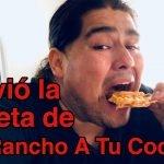 Hice La Receta @De mi Rancho a Tu Cocina  (Huevos Con Chile Rojo y Cafe)