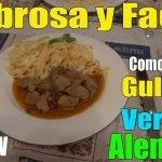 La Receta de Cocina mas Delisosa que Prepararas en tu Vida! te lo Aseguro! Gulasch Version Alemana