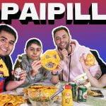 Los Sopaipiñas cocinando SOPAIPILLAS / Receta / 🇪🇸 Españoles preparan comida chilena 🇨🇱