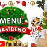 Menu navideño italiano 🇮🇹 recetas cocina