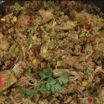 Nuestros chefs de Delicioso te enseñan a preparar 'Arroz con pollo al estilo peruano'   Delicioso