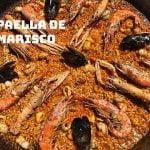 PAELLA DE MARISCO  VALENCIANA Casa Arturos Paellas y Arroces (ArturG)