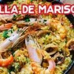 PAELLA DE MARISCOS | MATIAS CHAVERO