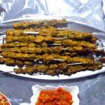 PINCHITO MORUNOS CASEROS AL ESTILO MARROQUÍ   Recetas de comida tipica de Marruecos