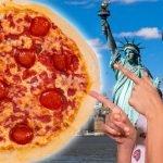 PIZZA ESTILO NUEVA YORK (RECETA PIZZA DE PEPPERONI) - La Cooquette