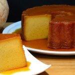 PUDIN DE PAN Y CALABAZA receta muy fácil y deliciosa. Recetas paso a paso, tutorial. Loli Domínguez