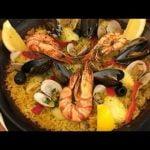 Paella De Mariscos Receta Fácil Y Rápida De Preparar