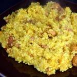 Paella de arroz para niños | Recetas caseras de Javier Romero paso a paso