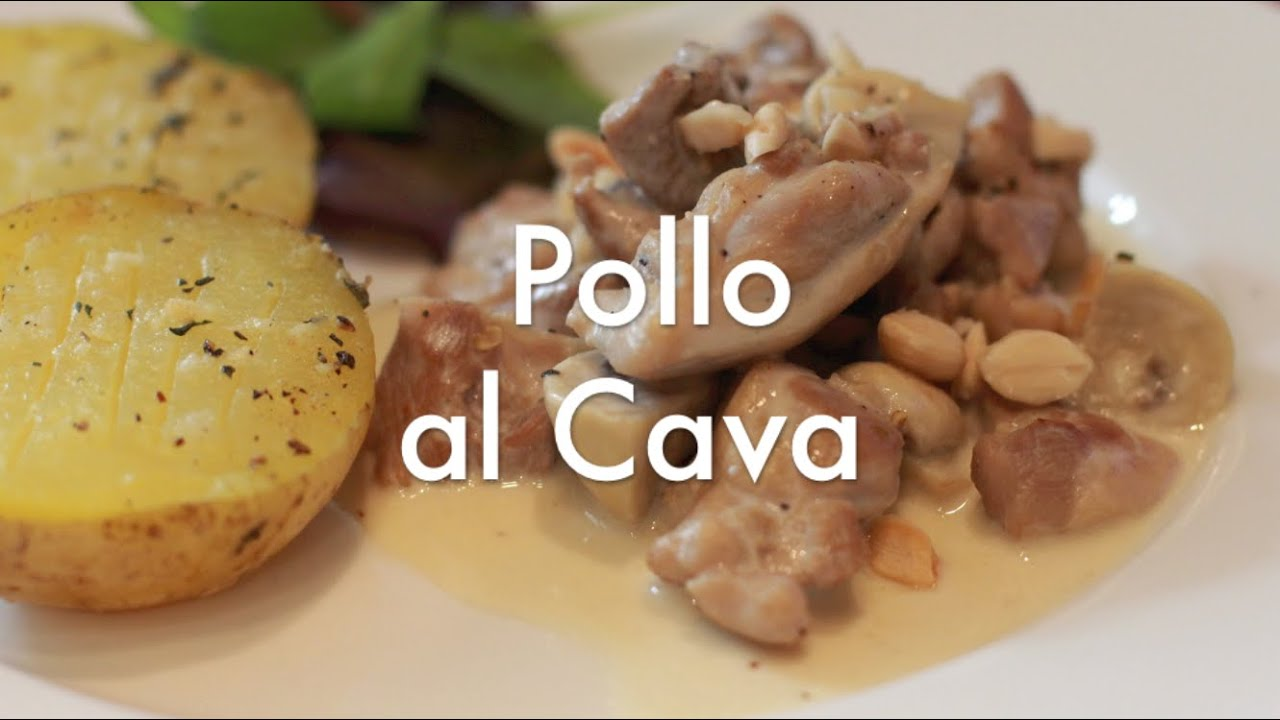 Pollo al Cava - Recetas de Cocina Fáciles y Rápidas ✅
