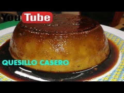 QUESILLO CASERO [Recetas de cocina sencillas y ricas]