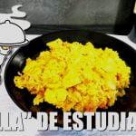 Receta: Arroz con pollo y chorizo