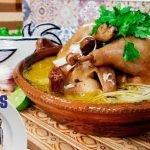 Receta: Caldo de gallina | Cocineros Mexicanos