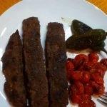 Receta De Comida Mediterránea Persian Kabab Super Facil y Rapido
