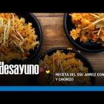 Receta del día: arroz con pollo y chorizo | El Desayuno