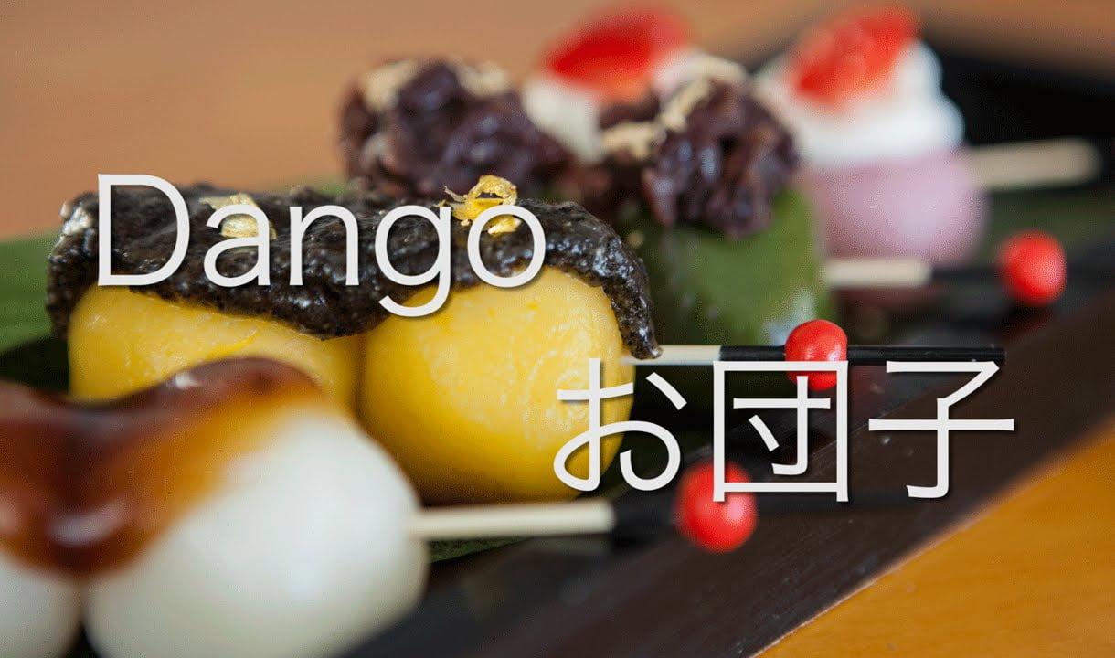 Recetas japonesas: Como preparar Dango | Taka Sasaki