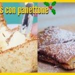 Recetas originales con panettone | Panettone con Nutella | VIX YUM