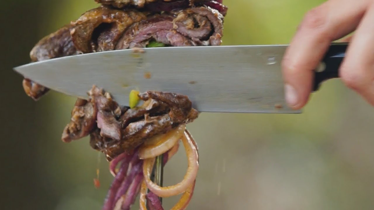 SHAWARMA - recetas de cocina faciles rapidas y economicas de hacer