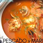 SOPA 🍲 de pescado y MARISCO FÁCIL 🎅 (receta NAVIDEÑA)