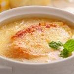Sopa de Cebolla | Una riquísima receta muy Fácil y Rápida de hacer