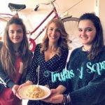 Trufas y Sopas receta de la Val d'Echo con Paula y Manuela
