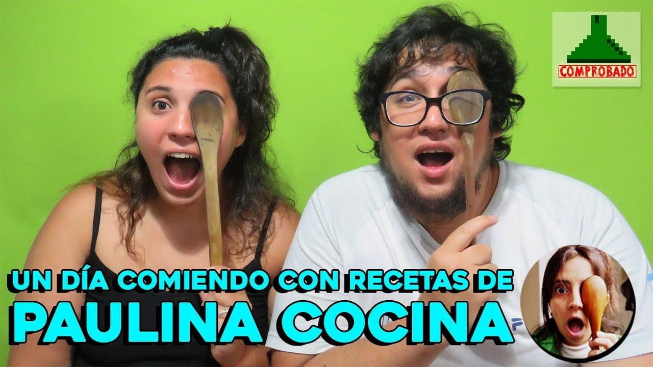 Un dia comiendo con recetas de Paulina Cocina | Vagamente Comprobado