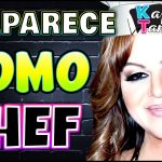 Voz de Jenni Rivera es  i cook u cook we all cook aparecería como chef