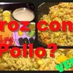 ARROZ CON POLLO VEGANO   PERUVIAN GREEN RICE   PERUVIAN and VEGAN   Recetas Veganas