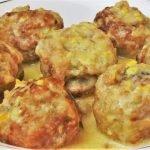 Albóndigas de berenjena - Receta vegetariana que sorprende hasta a los amantes de la carne