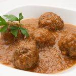 Albóndigas en salsa - Karlos Arguiñano en tu cocina