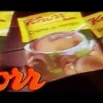 Anuncio Retro Sopas Knorr años 70