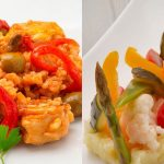Arroz con pollo y verduras - Patatas aliñadas con encurtidos - Cocina Abierta de Karlos Arguiñano
