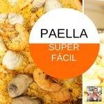 Cómo hacer PAELLA 🍤 Fácil y sin que se Bata!!🥘🥘