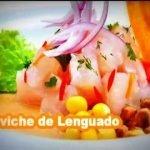 Ceviche de Lenguado - Receta de Comida Peruana