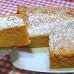 Cómo hacer un pastel de batata delicioso y muy cremoso (Mi pastel preferido)