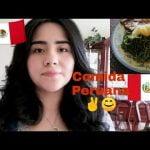 Comida Peruana Receta 🇵🇪🦙 🇲🇽✌️😊 | Mexicana en Turquia