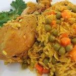 Como hacer Arroz con Pollo Cubano (Version #1) - La cocina de Tery