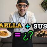 DIY Sushi + Paella = ??? (2019)