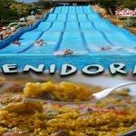 España - La mejor Paella un Hotel de 5 estrellas y un Parque Acuatico en Benidorm