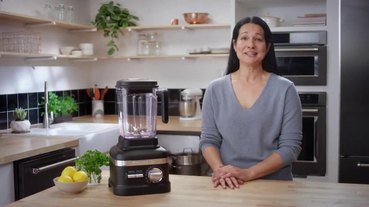 Licuadora para hacer sopas calientes Kitchenaid